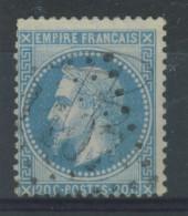 VEND BEAU TIMBRE DE FRANCE N°29B , G.C. 1107 (CONDOM) !!!! - 1863-1870 Napoléon III Lauré