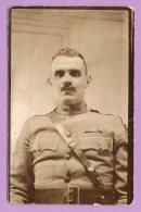 Foto Cartolina Militare - MIL97 - Guerre, Militaire