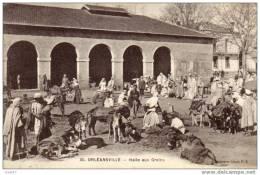 ALGERIE - ORLEANSVILLE - Halle Aux Grains (Ref 2290) - Autres Villes