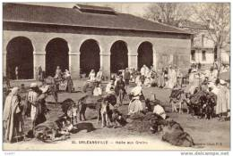 ALGERIE - ORLEANSVILLE - Halle Aux Grains (Ref 2290) - Algeria