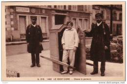 D63 LE MONT-DORE - Chaise à Porteurs (Ref 1884) - Le Mont Dore