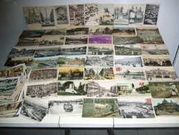 Un Lot De 320 Cartes Postales De LYON - Lyon