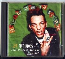 CD COMPIL DITES LE AVEC LE SOURIRE - COMBAT ROCK 1997 - 24 Groupes PUNK FRANCE - Punk