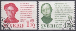 Suecia 1980 Nº 1088/89 Usado - Sweden