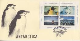 Greenpeace 1988 M/s On Cover Ca 23 Aug. 1988 (F5465) - Vereine & Verbände