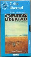 19-1vhs15. Película VHS. Grita Libertad - Videocesettes VHS