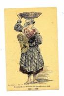 CPA - Marchande De Sardines De Saint Jean De Luz 1800- 1860 - Händler