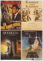 8  CP      AFFICHES De  CINEMA                       Ref  B0.900 - Affiches Sur Carte