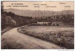 Cpa  ( Nord Espana )     PUIGCERDA   Ref   F.0962 - Espagne