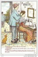 CPA - Illustrateur - F.B - Chez Le Perruquier - (ref A82) - Illustrateurs & Photographes