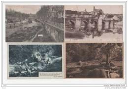 12 CPA - Lavandières - Métier - (ref 966) - Métiers