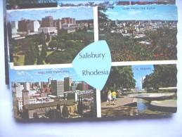 Africa Zimbabwe Rhodesia Salisbury - Zimbabwe