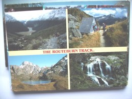 Nieuw Zeeland New Zealand The Routeburn Track - Nieuw-Zeeland