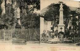 VERSOLS LE MONUMENT AUX MORTS - France