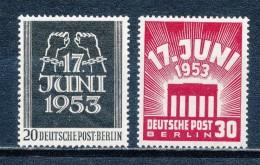 Berlin 110/11 ** Geprüft Schlegel Mi. 50,- - Ungebraucht