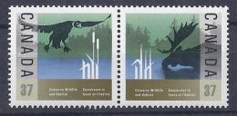 Canada, 1988 Mi 1084-1085** MNH Postfrisch - Unused Stamps