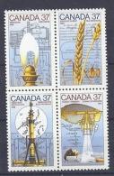 Canada, 1988 Mi 1086-1089** MNH Postfrisch - Unused Stamps
