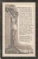 DP. MARIA DE GRYSE - RUMBEKE 1837-1909 - Religion & Esotericism