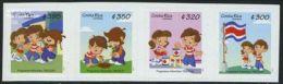 Costa Rica 2011 Tricolin 4v S-a, Mint NH, Art - Comics (except Disney) - Costa Rica