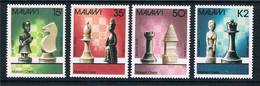 1988 Malawi Chess MNH ** - Schaken