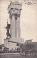CALVI, Haute Corse, France, 1900-1910's; Monument Des Morts - Calvi