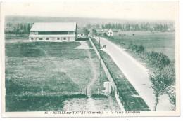 RUELLE SUR TOUVRE - Le Camp D'aviation - Unclassified