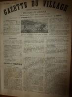 1897 GDV :Le Douanier Marcoux;Balle De Fusil See Metford;Escroquerie Au PLM;C.-la-Giraudière; Touaregs Et Spahis, Etc - Journaux - Quotidiens