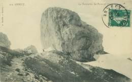 74 - ANNECY - La Tournette.  Le Fauteuil - Annecy