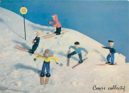 CPM - Cours Collectif - Sports D'hiver