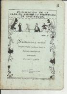 Livre De Repertorio Teatral  ( Num 2..Naitasunez  Erein...1930..11 Pages..voir Scan - Theatre