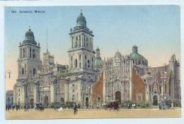 Mexico City - Catedral - Mexico