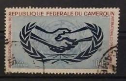 1965. CAMERÚN. USADO - USED. - Camerún (1960-...)