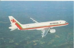 AIR PORTUGAL AEREO A 320-200 - 1946-....: Moderne