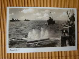 Torpedo Los !!, Gelaufen 1944 - Guerre