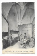 SAINT-GAULTIER   (cpa 36) Ecole Supérieure De Jeunes Filles - Cuisine - - France