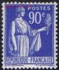 France Type Paix N°  368 ** De La 4ème Série Le 90c Outremer - 1932-39 Paix