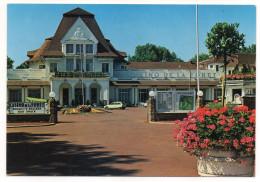 LE TOUQUET PARIS PLAGE--Le Casino De La Forêt-Palais Des Congrès(voiture Citroen GS,pub RTL),cpsm 15 X 10 N°32 éd Artaud - Le Touquet