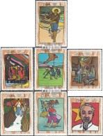 Cuba 1599-1605 (complète.Edition.) Neuf Avec Gomme Originale 1970 Anniversaire Ho Chi Minh - Cuba