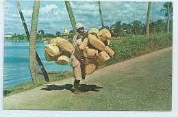 Basket Seller - Dar Es Salaam - Kenya