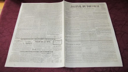 CORNEBARRIEU - SOUSCRIPTION EN FAVEUR DES INONDES - 1845 ( JOURNAL DE TOULOUSE.) - Newspapers