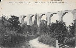 71 - MUSSY-S-DUN - Environs De Chaufailles - Viaduc Et Rouyte D'Anglure-s-Dun - France