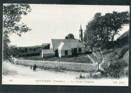 CPA - SAINT MARC - La Vieille Chapelle, Animé - Frankreich