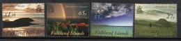 2010 Falkland Islands Skies Complete Set Of 4  MNH - Falkland Islands