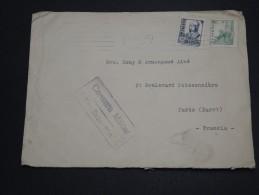 ESPAGNE – Env Avec Censure Nationaliste – A Bien étudier – Détaillons Collection - Lot N° 18386 - Marcas De Censura Nacional