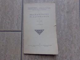 Brabantsche Plaatsnamen VII Beigem Door J. Lindemans , 1937, 37 Blz + Toponymische Kaart Van Beigem - Livres, BD, Revues
