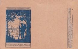 Carte Franchise Militaire 1914-1918 - Marcophilie (Lettres)
