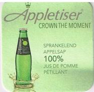 Sous Bock - Appletiser - Crown The Moment - Sous-bocks