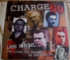 VINYL Lp 33T - CHARGE69 Des Mots Des Rires Des Larmes ...  PUNK FRANCE - NEUF - Punk