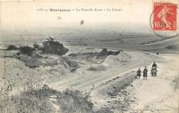 10 - MONTGUEUX - Nouvelle Route - Le Circuit - Francia