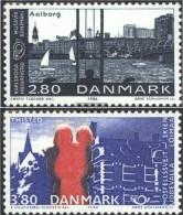 Dänemark 868-869 (completa Edizione) MNH 1986 Nord `86 - Nuevos